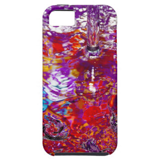 Colorful Waters Abstract Photo iPhone 5 Cover