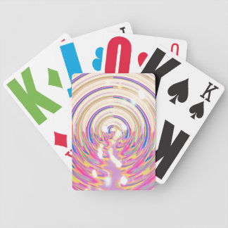 Colorful way to play cards