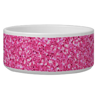 Colorful Wedding Anniversary Pink Glitter