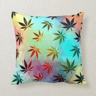 Colorful Weed Cushion