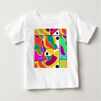 Colorful windows baby T-Shirt