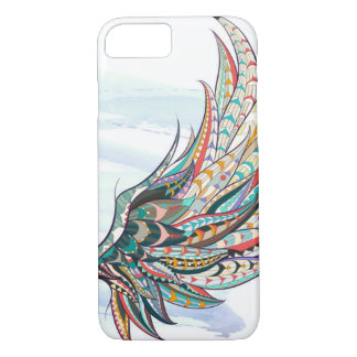 Colorful wing iPhone 8/7 case
