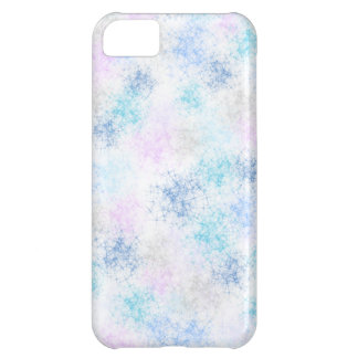 Colorful Winter Snowflakes iPhone 5C Case