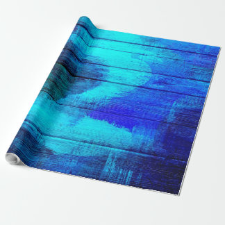 Colorful Wood Abstract Painting #8