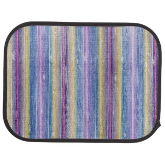 colorful wood gifts car mat