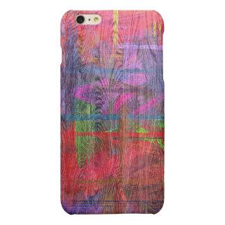 Colorful Wood Grain Texture