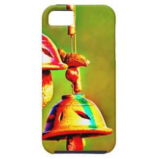 Colorful Wooden Chimes iPhone 5 Case