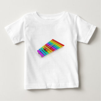 Colorful xylophone baby T-Shirt