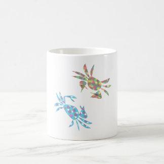 colorfulcrabs basic white mug