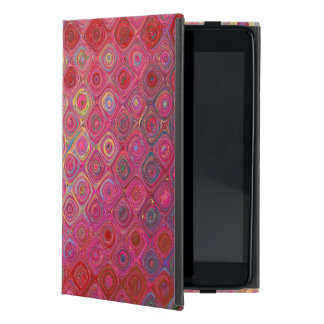 Colorfull Artistic Retro Pattern Ipad mini case