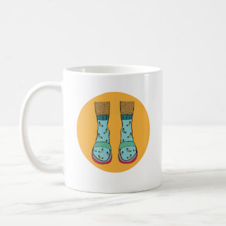 "Colorfull ""Morning Socks""- Mug"