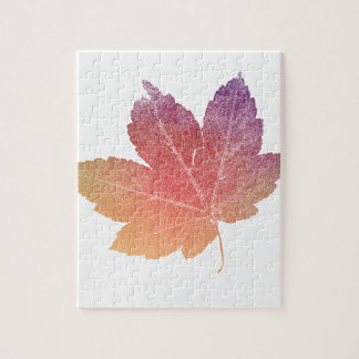 colorfull skeleton Leaf talk Jigsaw Puzzle