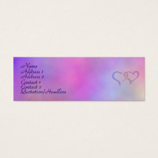 Colorfully elegant Profile Cards