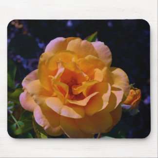 Colorized Rose Mouse Pad