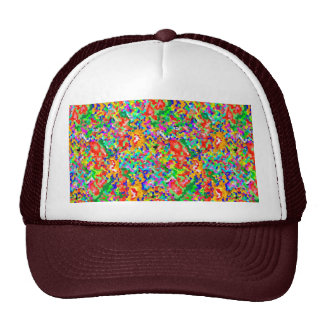 ColorMANIA ARTISTIC Creation:  lowprice GIFTS ZAZZ Mesh Hats