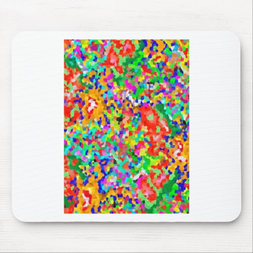 ColorMANIA ARTISTIC Creation:  lowprice GIFTS ZAZZ Mouse Pads