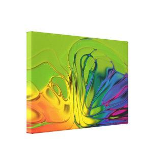 Colors #3 canvas print