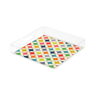 COLORS ACRYLIC TRAY