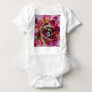 Colors and forms of nature baby bodysuit