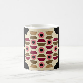 Colors and Shapes Basic White Mug