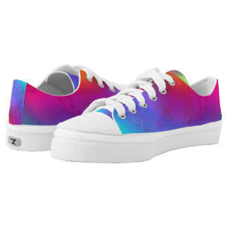 Colors and Stars Low Tops