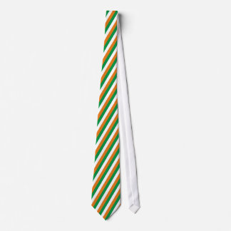 Colors flag Ireland Tie