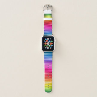 Colors In Motion Apple Watch Band