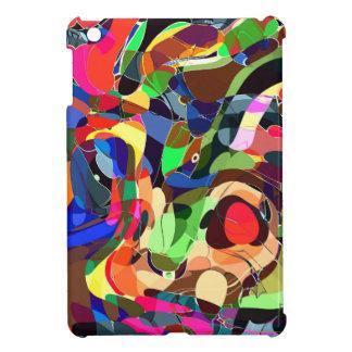 Colors mashup iPad mini covers