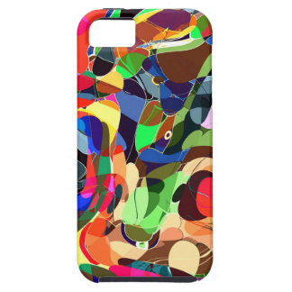 Colors mashup iPhone 5 cover