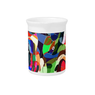 Colors mashup pitcher