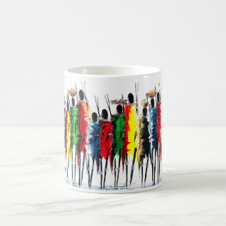 Colors of Africa Coffee Mug