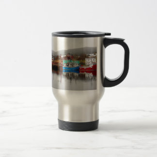 Colors Of Branch Stainless Steel Travel Mug