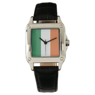 Colors of Ireland Flag. Watch
