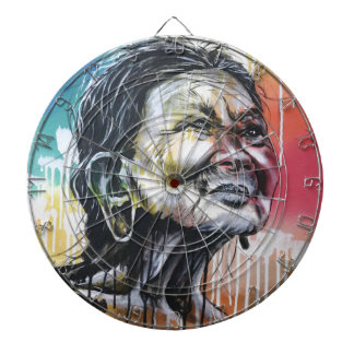 Colors of life dart boards