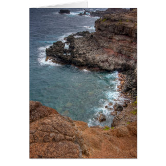 Colors of Maui Card