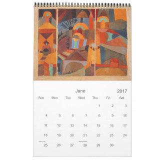 Artist Calendars Artist Wall Calendar Designs