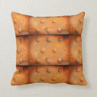 Colors of Rust 07.2, Rust-Art Cushion