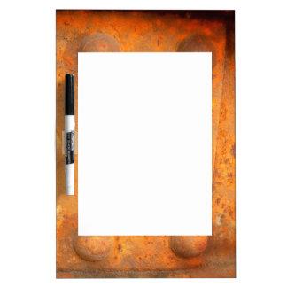 Colors of Rust 07.2, Rust-Art Dry Erase Board
