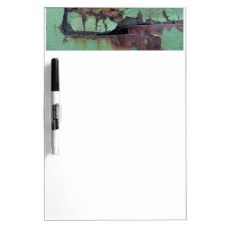 Colors of Rust_715, Rust-Art Dry-Erase Board