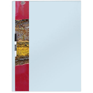 Colors of Rust_729, Rust-Art Dry Erase Board