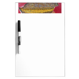 Colors of Rust_729, Rust-Art Dry Erase White Board