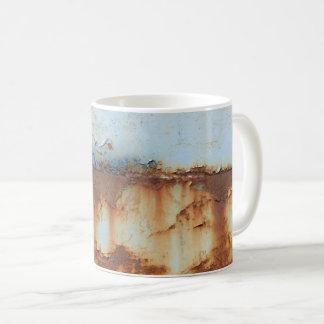 Colors of Rust_756, Rust-Art Coffee Mug