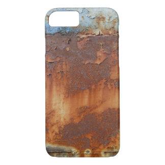 Colors of Rust_756, Rust-Art iPhone 7 Case