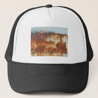 Colors of Rust_756, Rust-Art Trucker Hat