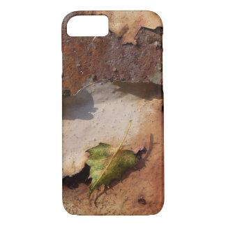 Colors OF Rust_759, Rustart iPhone 7 Case