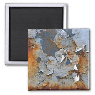 Colors of Rust/Rust-Art_128 Magnet