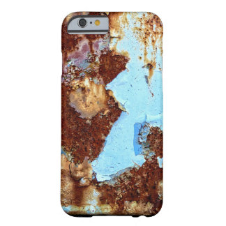 Colors of Rust/Rust-Art Barely There iPhone 6 Case