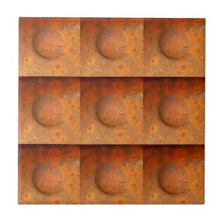 Colors of Rust/Rust-Art Ceramic Tile