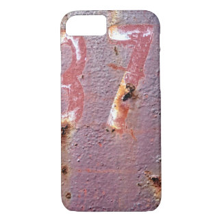 Colors of Rust/Rust-Art iPhone 7 Case