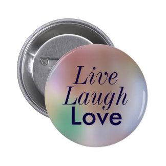 Colors Of Sunset Live Laugh Love Button
